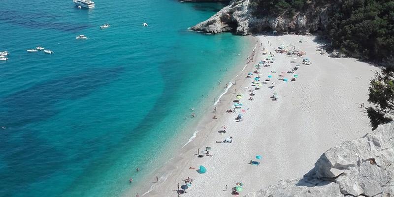 Cala Sisine Baunei Santa Maria Navarrese Sardegna Ogliastra