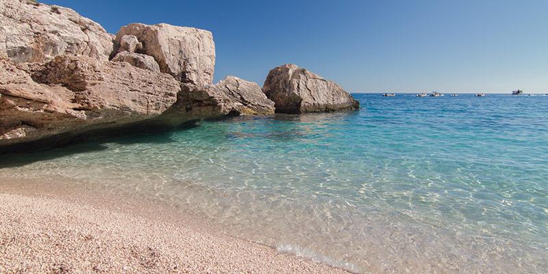 Cala Mariolu Baunei Santa Maria Navarrese Sardegna Ogliastra