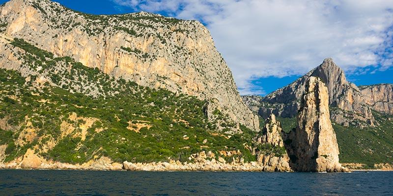 Pedra Longa Baunei Santa Maria Navarrese Sardegna Ogliastra