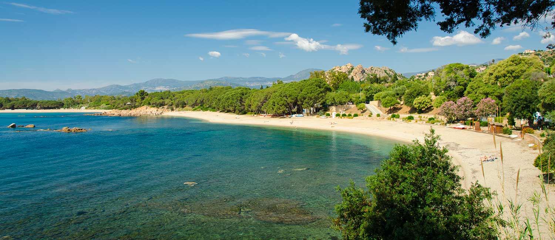 Spiaggia di Santa Maria Navarrese Baunei Sardegna Ogliastra