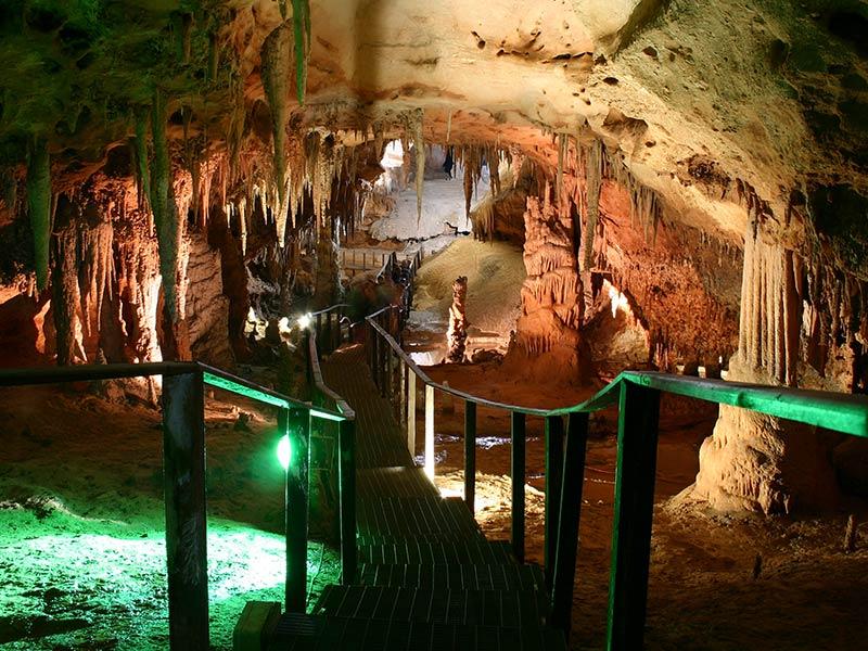 Grotta del Fico Baunei Santa Maria Navarrese Sardegna Ogliastra
